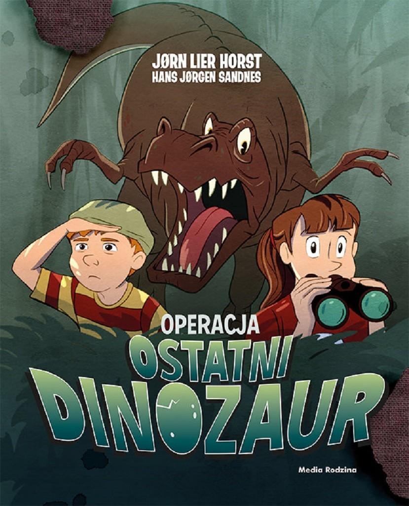 Jørn Lier Horst – Operacja Ostatni Dinozaur
