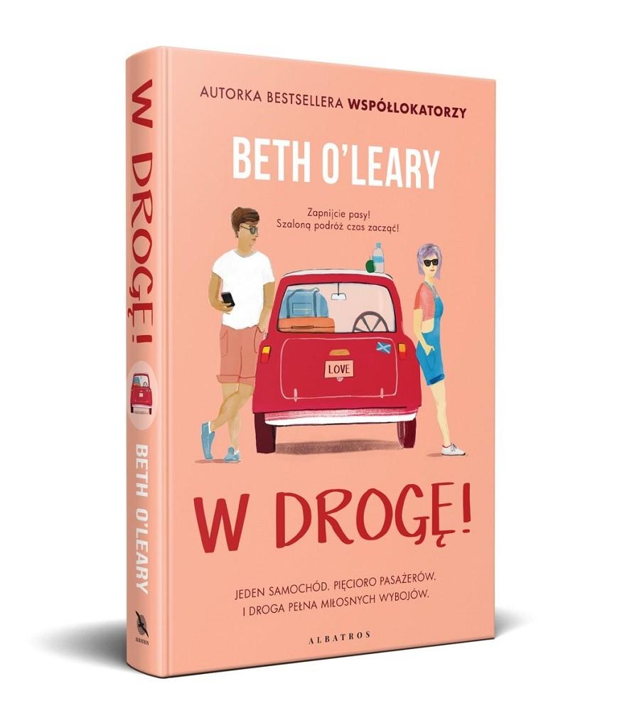 Beth O'Leary – W drogę