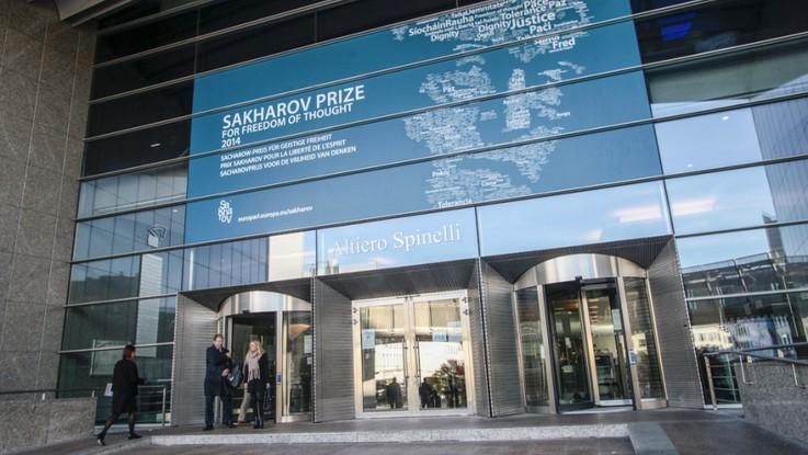 Parlament Europejski ogłosił finalistów Nagrody im. Sacharowa 2021